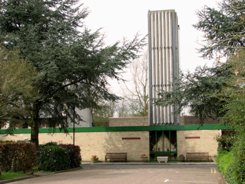 Earlham Crematorium