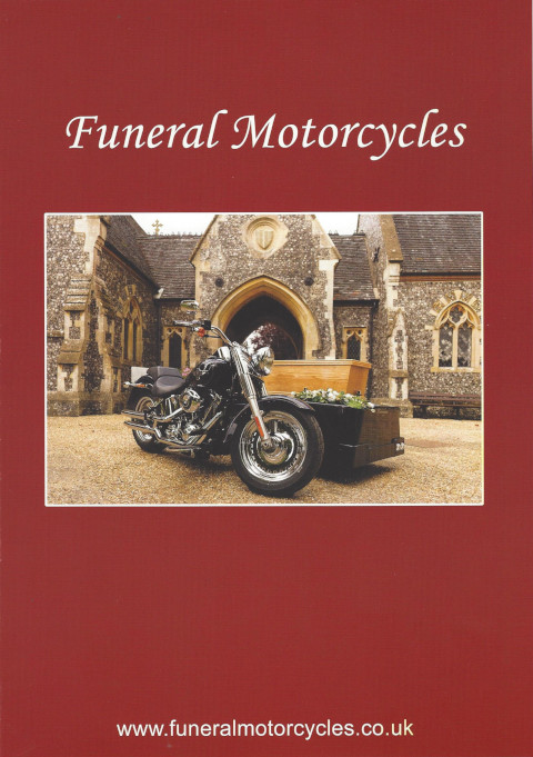 Funeral motorcycles